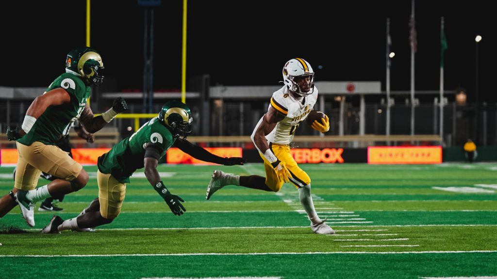 CSU wins 'Border War' game over Wyoming