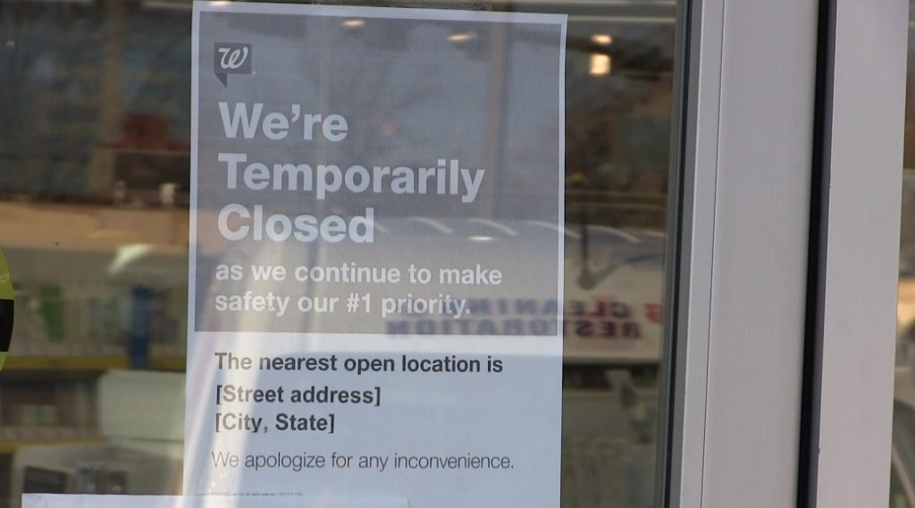 Scottsbluff Walgreens Temporarily Closes Wednesday