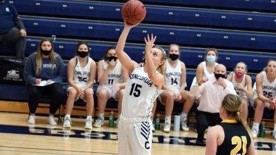Growth continues in win over GPAC preseason favorite