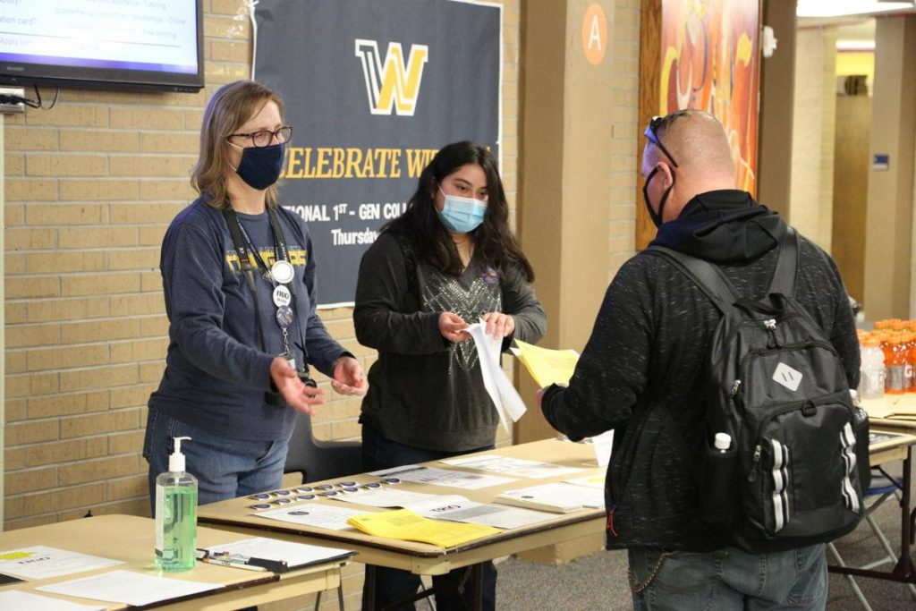 WNCC celebrates First-Generation Student Day