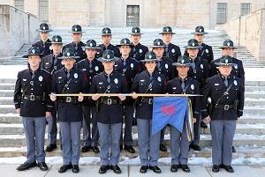 Nebraska State Patrol Graduates 63rd Recruit Class