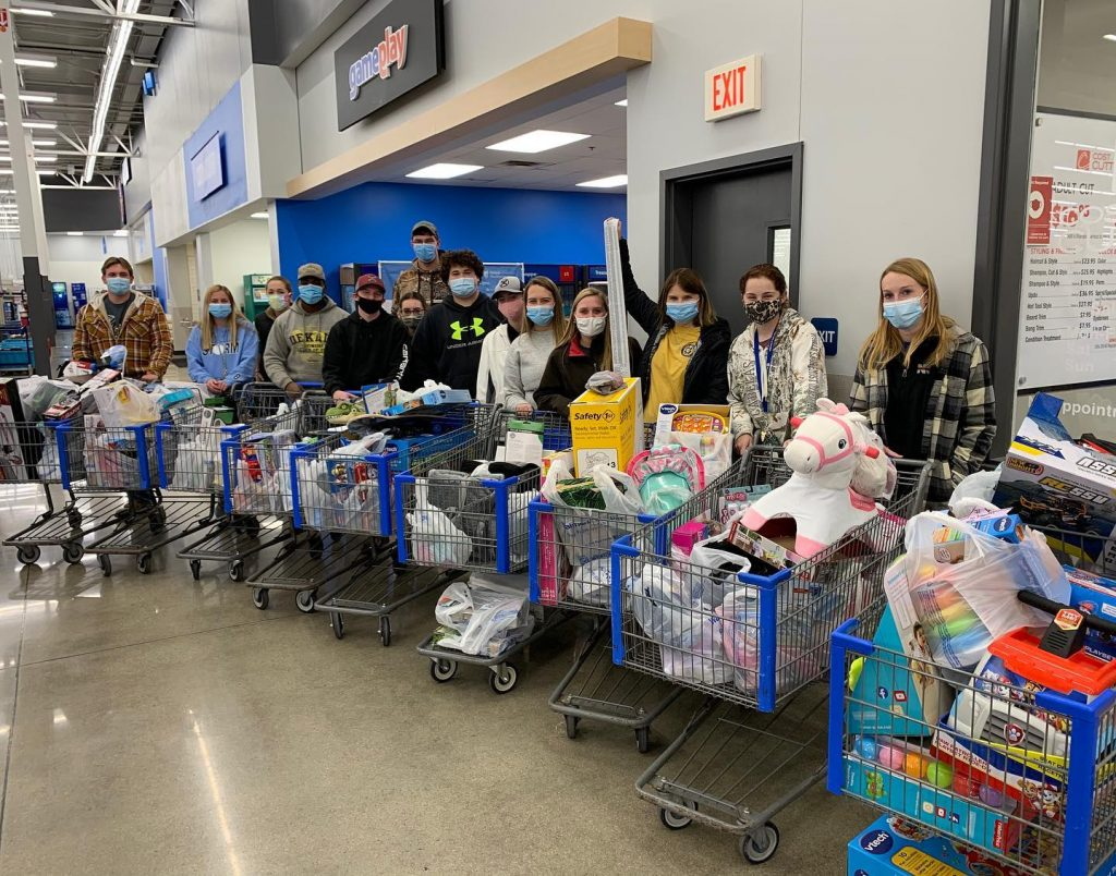 SCC Ag Club nearly doubles fundraising goal to help families in need during holiday season