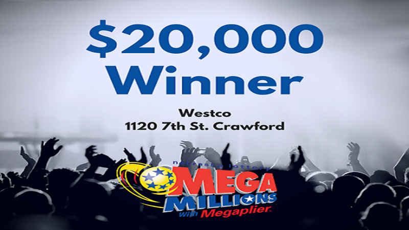 Lottery Ticket Sold in Crawford Worth Thousands