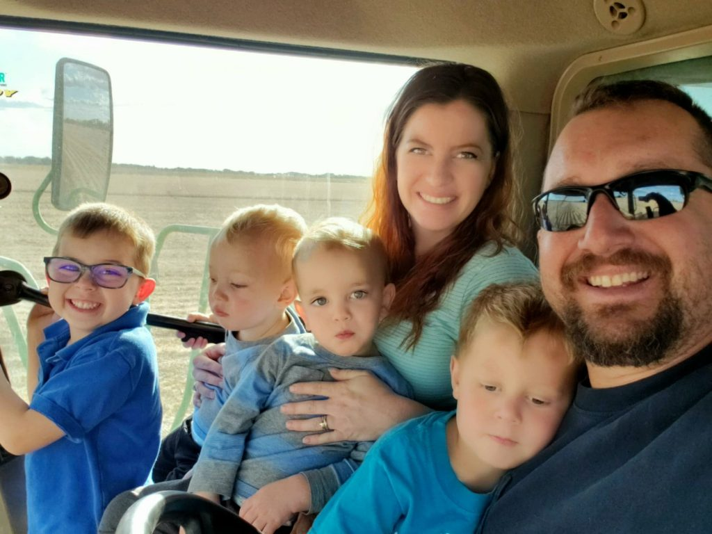 Farm broadcasting to full-time mom: Peters to transition after 7 years