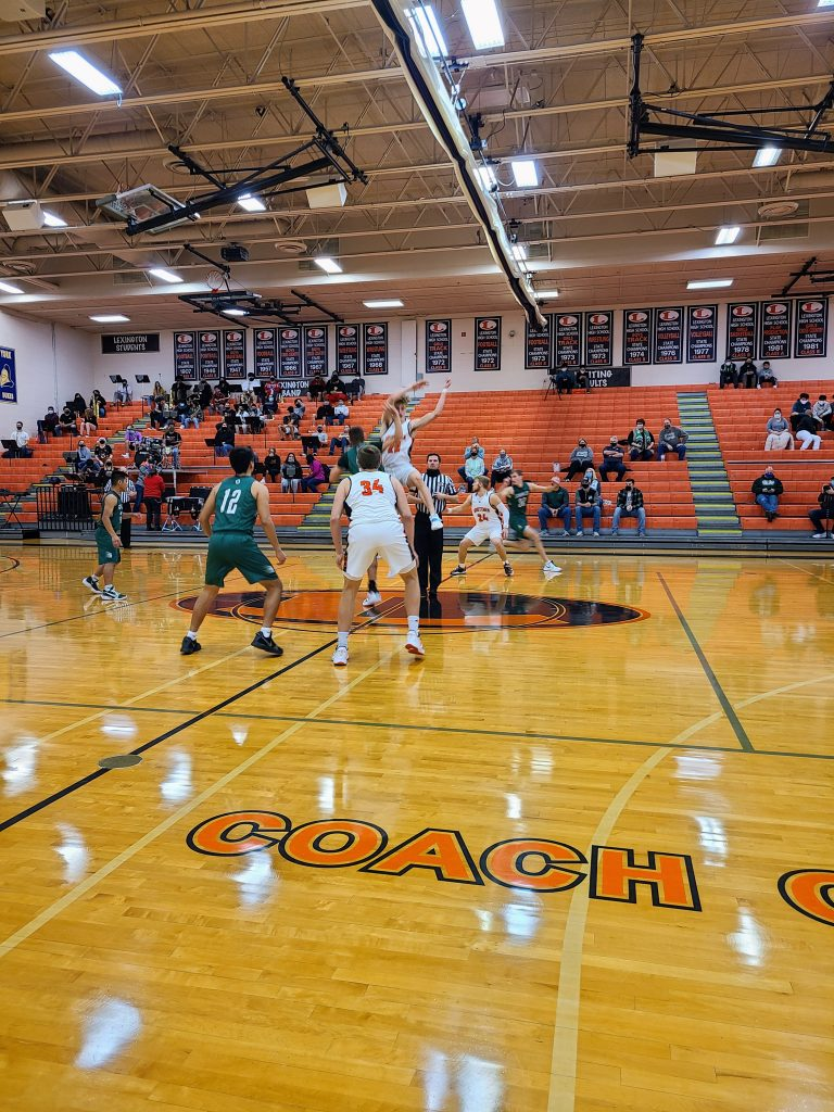 (Audio) Schuyler Outlasts Lexington