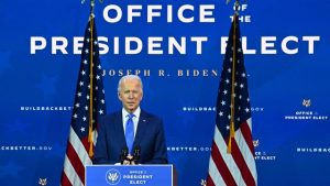 China hopeful for better U.S. relations with Biden Administration