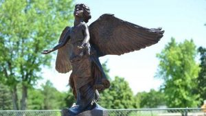 Vigil planned December 6th at Kearney's Angel of Hope statue