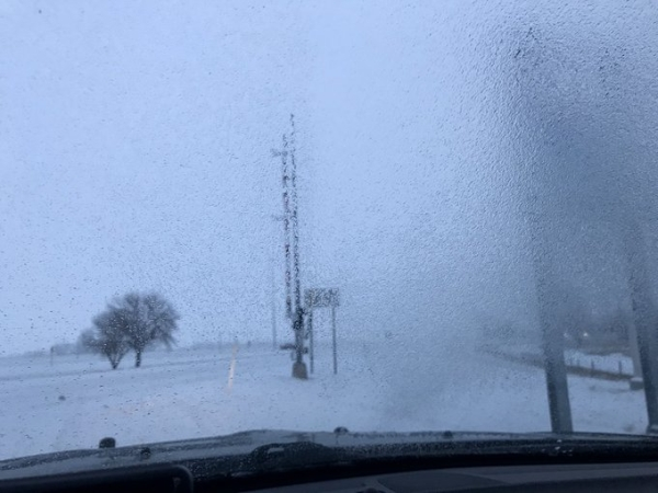 I-80 and Highway 30 closed between Ogallala and the Wyoming border.