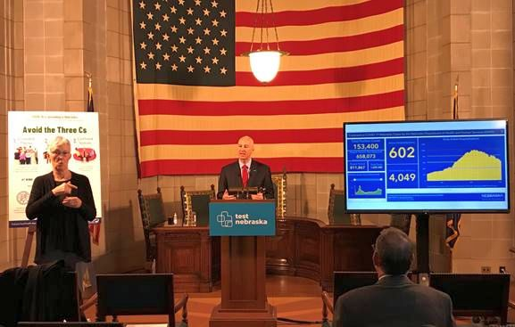 Gov. Ricketts proclaims Statewide Day of Prayer, encourages Nebraskans to participate in acts of service