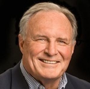 Former State Senator and Nebraska football player Jim McFarland passes