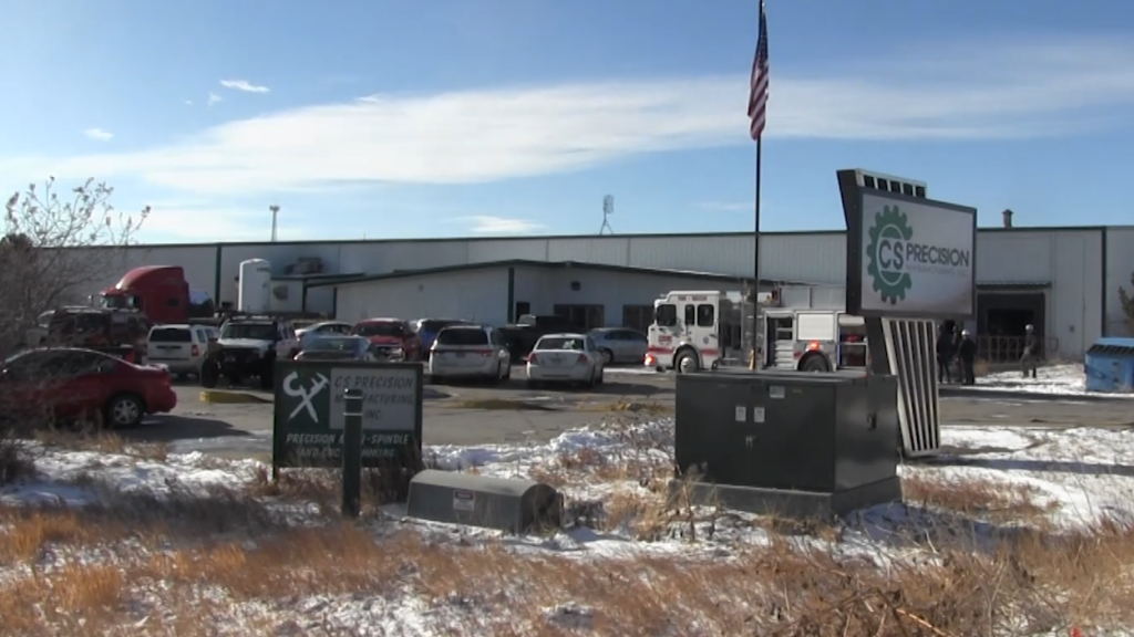 Machinery Fire Causes Estimated $200,000 at Gering Manufacturer