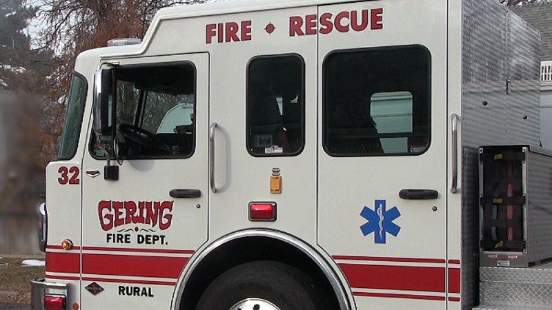 Dog Kennel Heat Lamp Starts Gering Carport Fire Sunday