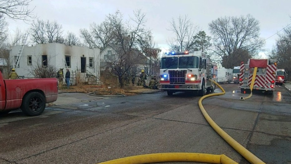 Authorities Identify Gering House Fire Victim