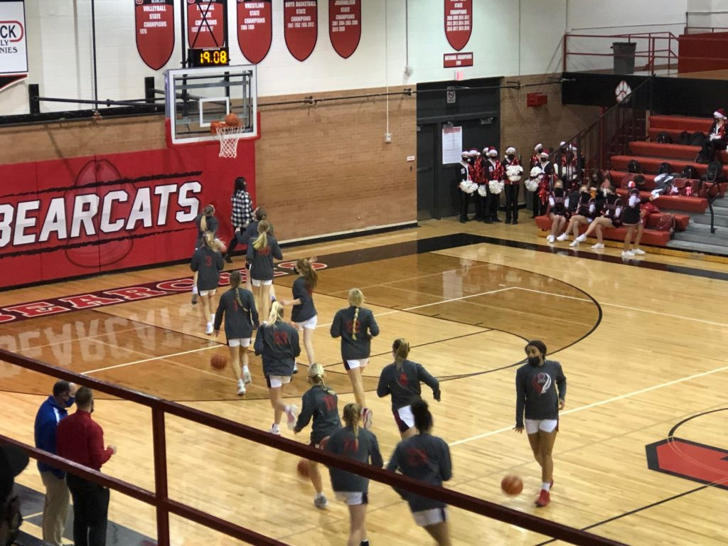 HS basketball recap: Scottsbluff girls run past Gering, Bridgeport boys big comeback