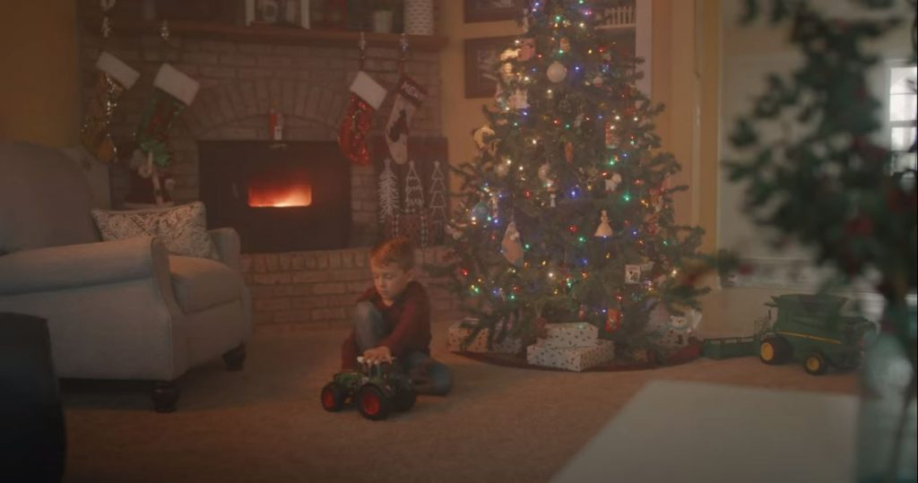 National Corn Growers Association shares a must-see farm Christmas video