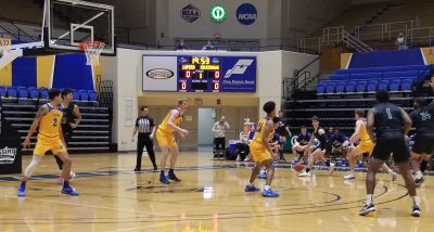 Lopers Earn Sweep of Northeastern State