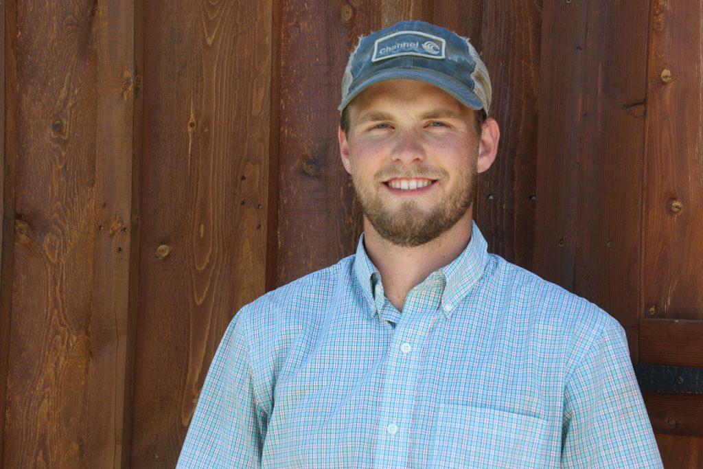 Alec Ibach takes home Nebraska Farm Bureau's Discussion Meet Competition