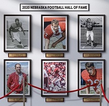 2020 Nebraska Football Hall of Fame Class Announced