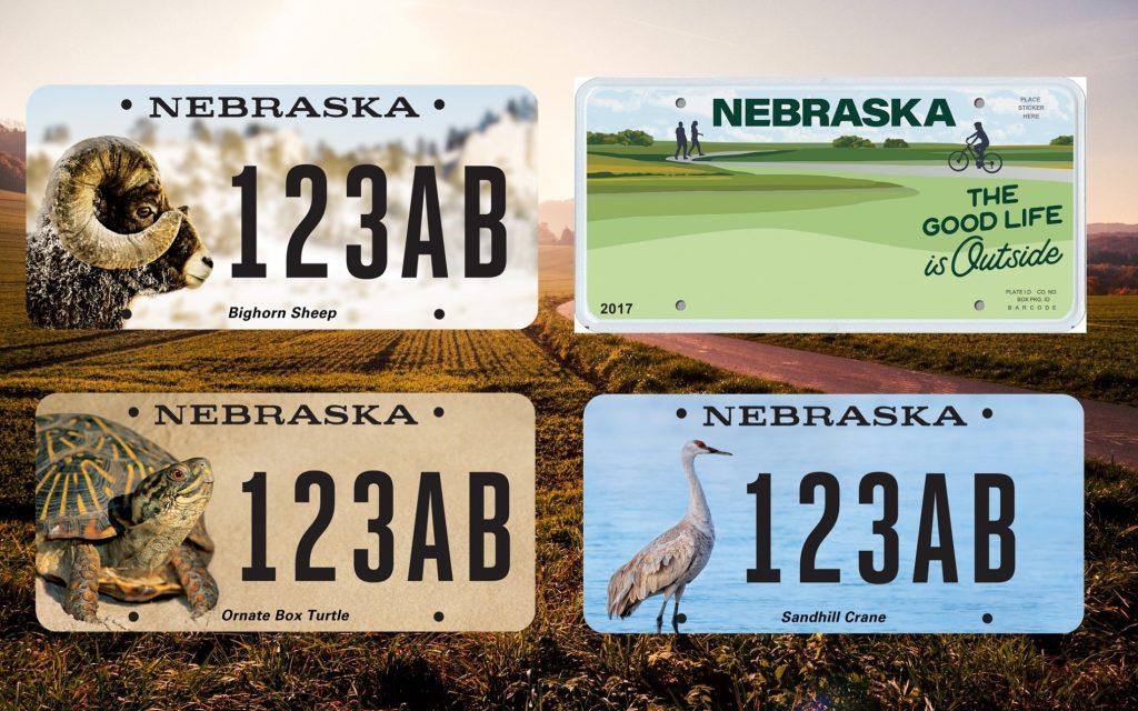 New Specialty License Plates Benefit Conservation, Nebraska Trails