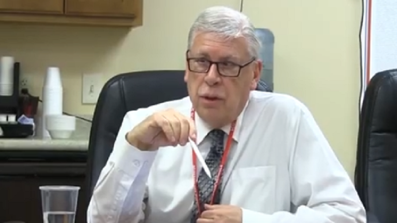 Scottsbluff Superintendent to Step Down at End of School Year