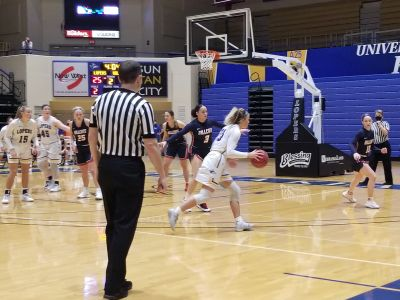 UNK Splits With Rogers State