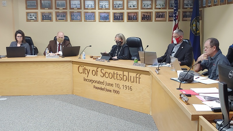 Scottsbluff Council Finalizes Contract with New City Manager
