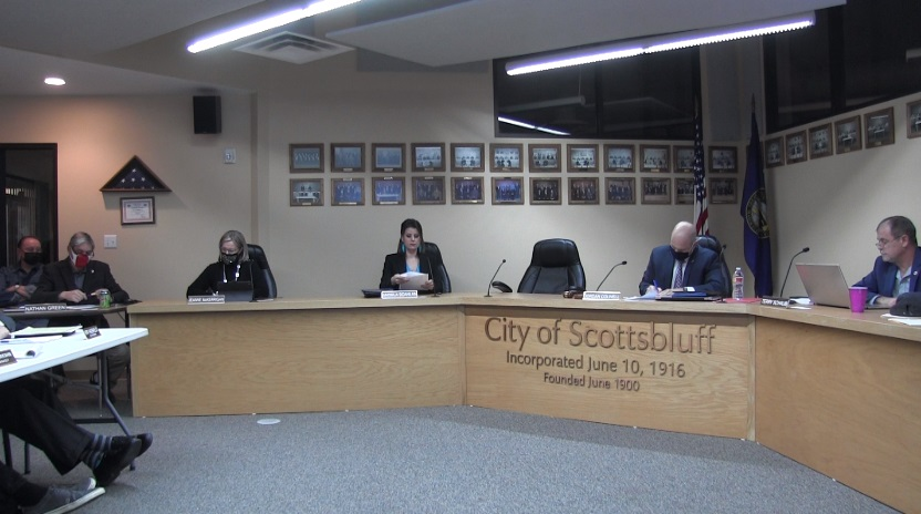 Scottsbluff Council Says Farewell to Gonzales, Shaver; Elects McKerrigan as Mayor