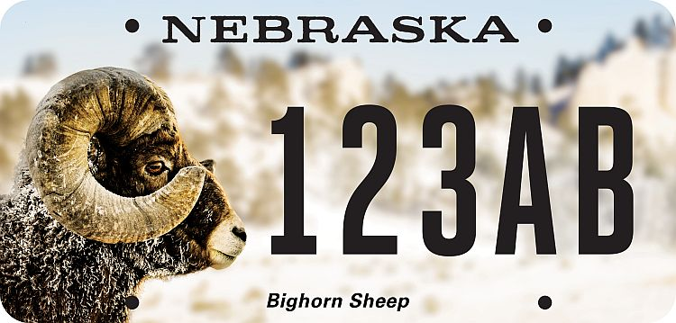 New specialty license plates benefit conservation, Nebraska trails