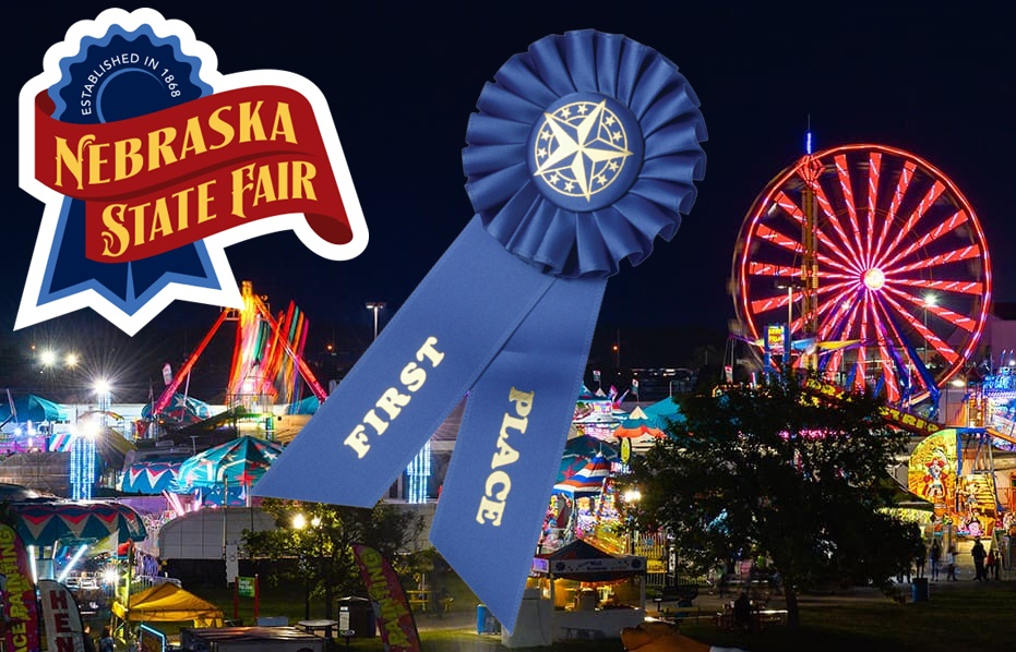 Nebraska State Fair Awarded 1st Place in Five Categories by IAFE