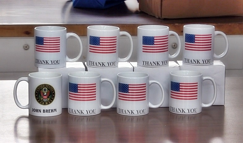 Each Western Nebraska Veterans Home Resident to Receive Personalized Cup