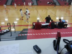 (AUDIO) Cadet Girls beat Crimson Pride; Roncalli boys escape with win