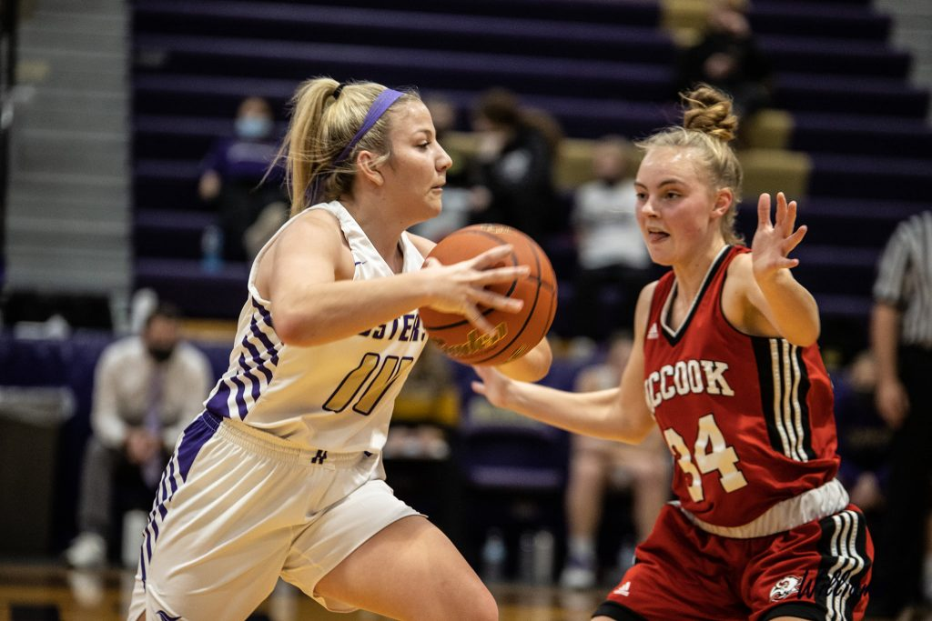 (AUDIO) – Lady Dusters Fall to McCook at Home