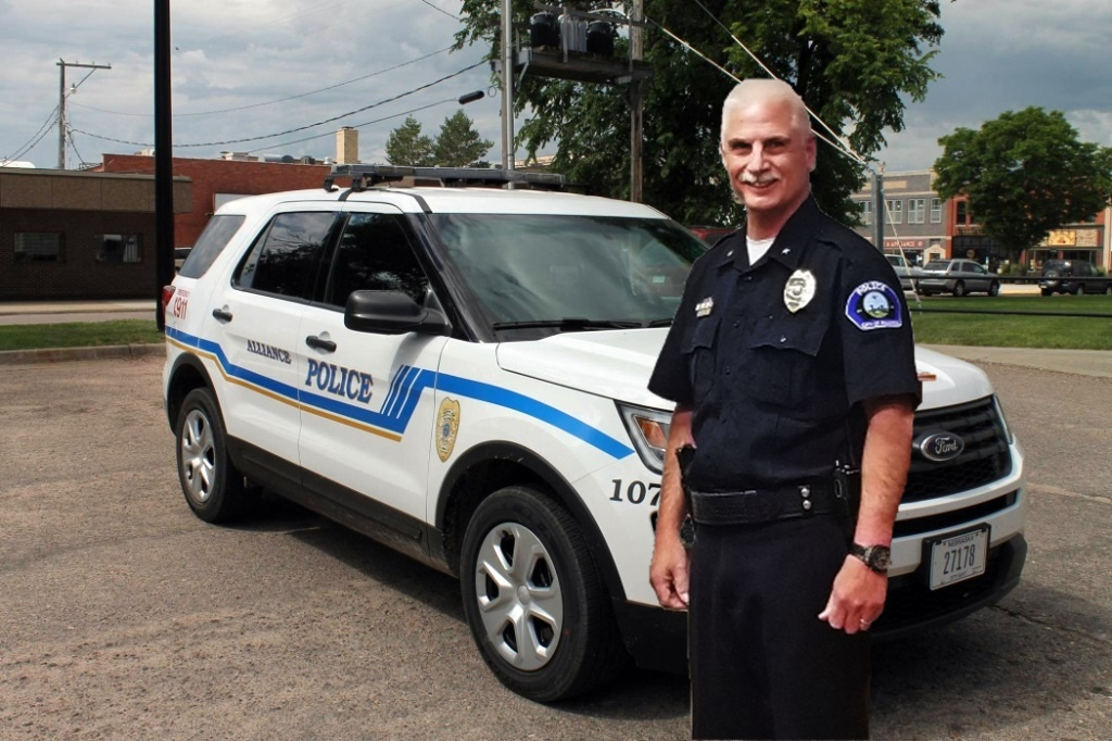 Alliance Police Chief John Kiss Retires