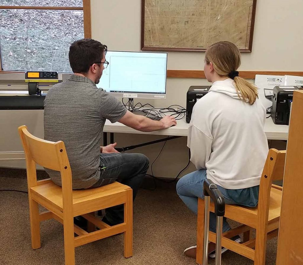 Grant Extends Library Makerspace Program Through June 2021