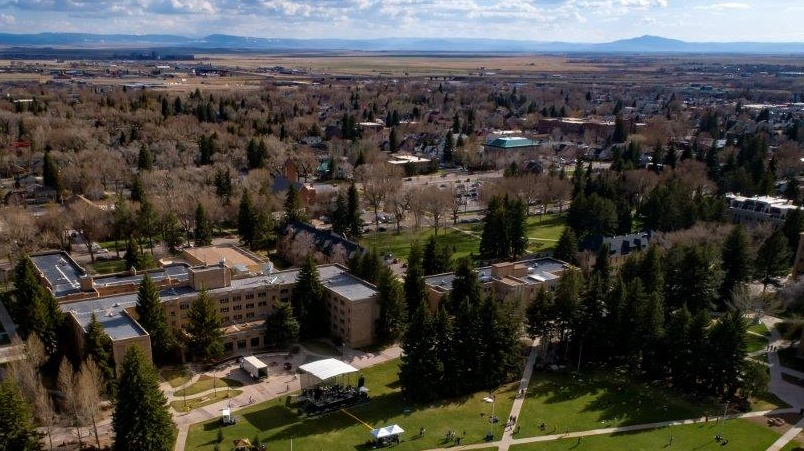 University of Wyoming Spring Semester to be In-Person, Online Instruction Hybrid