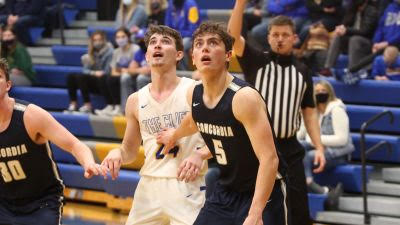 Charger 3-point shooting snaps Concordia streak