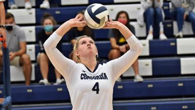Callahan's first team selection highlights All-GPAC volleyball honors