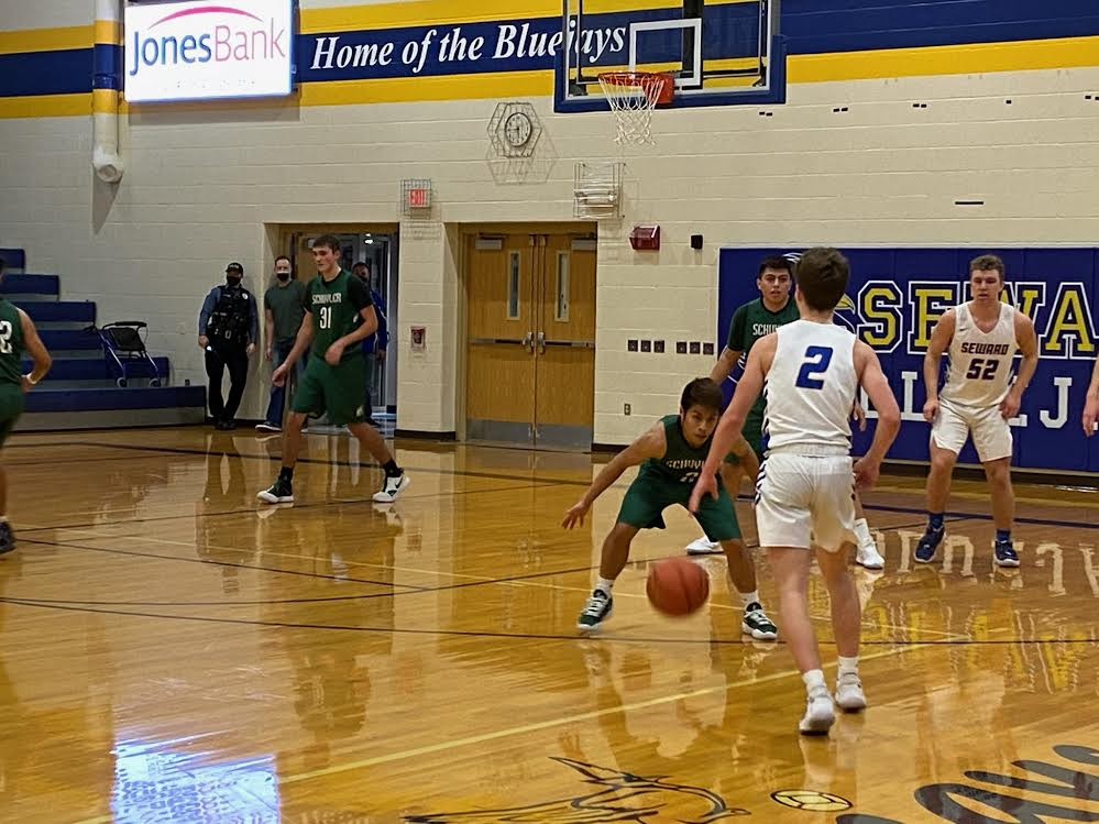 Seward Bluejays take home contests