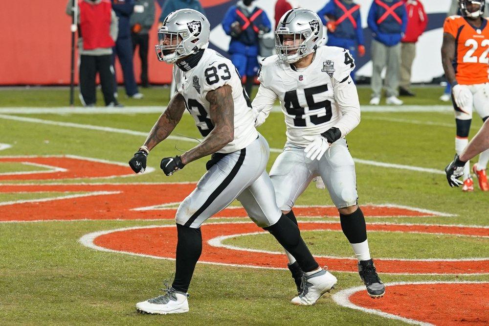 Derek Carr rallies Raiders to win over Broncos