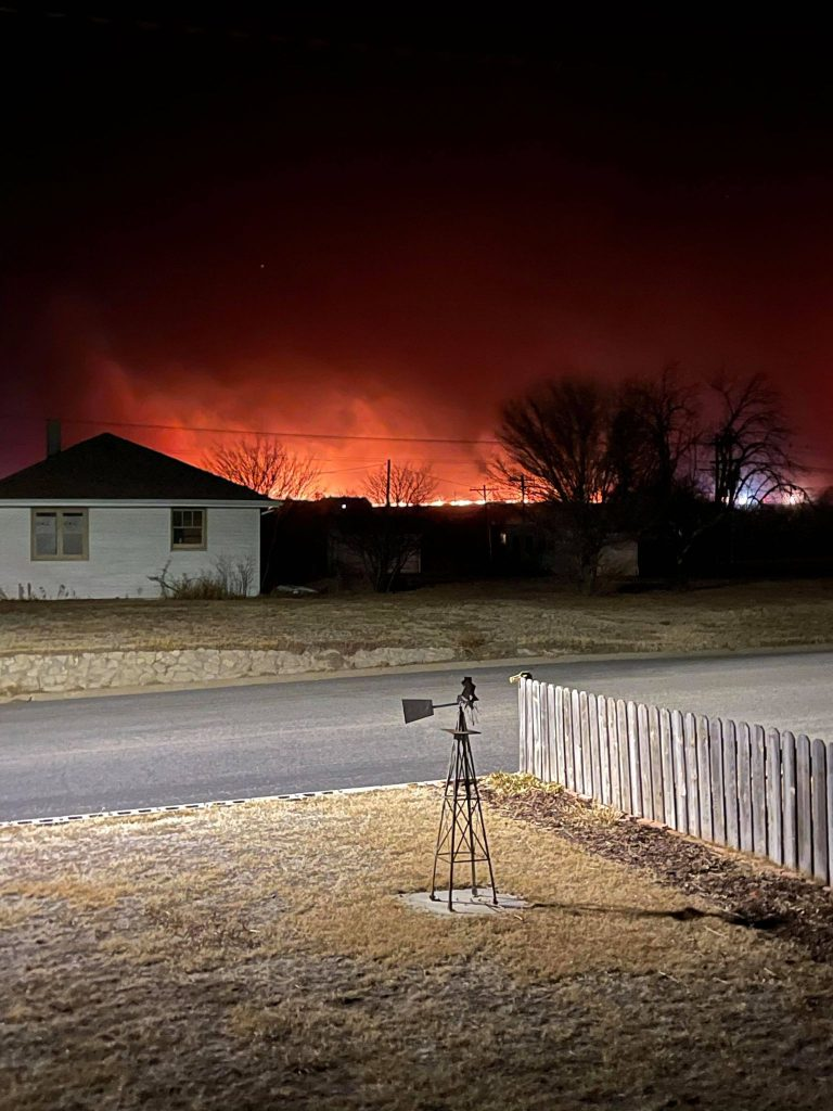(Update) Dundy County Sheriff: Emergency Management has given the all clear to return and lifted the evacuation recommendations for Benkelman