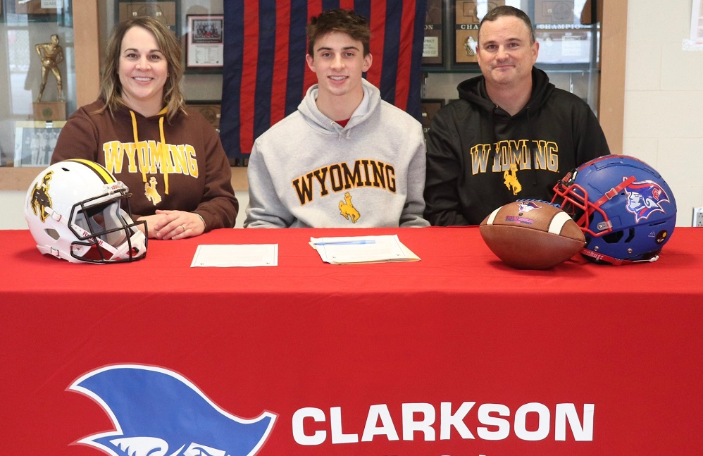 (AUDIO) McEvoy Set to Walk-On at Wyoming