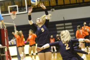 WNCC volleyball splits matches Friday in Crossover tourney
