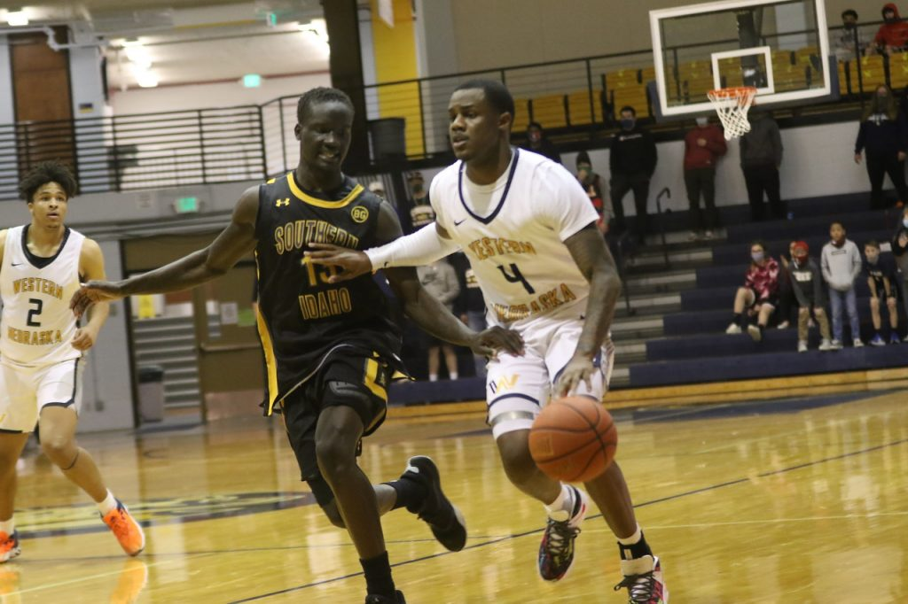 WNCC men battle hard, fall to No. 11 CSI