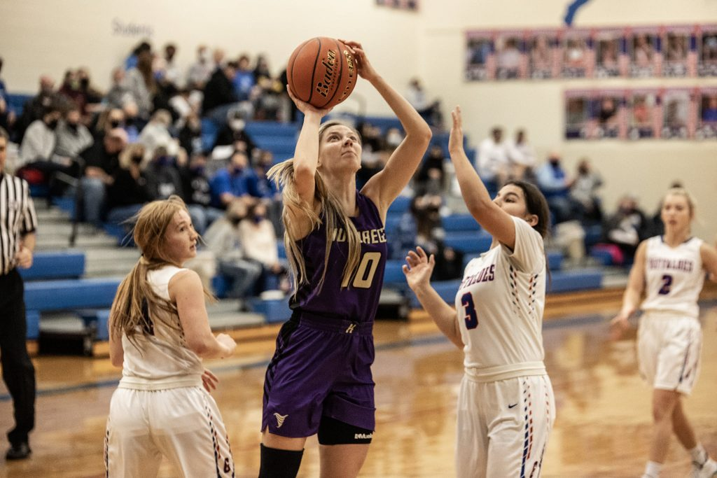(AUDIO) – Lady Dusters Break School Record For Points Allowed at Gibbon