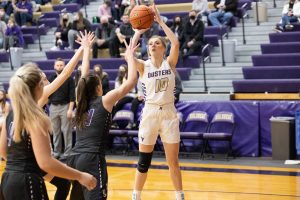 (AUDIO) - Lady Dusters Edge Southern Valley at Home