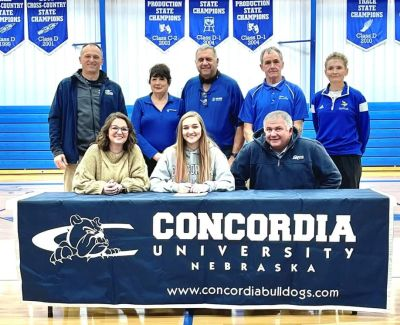 Boggs Signs With Concordia