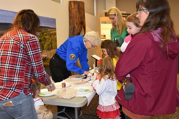 (AUDIO) Two Nature Creations Kids Activity Events, one to be held today!
