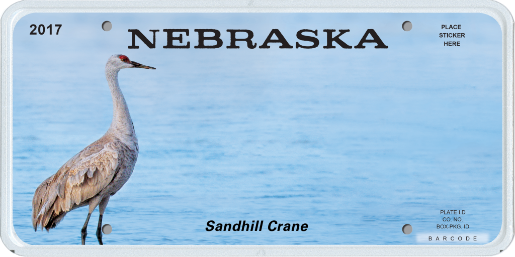 Nebraska Game and Parks Commission Adds Four More Specialty Plates for Conservation and Park Trails