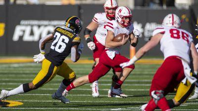 McCaffrey To Leave Nebraska