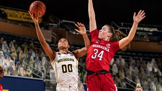 Husker rally comes up short in narrow defeat at Michigan